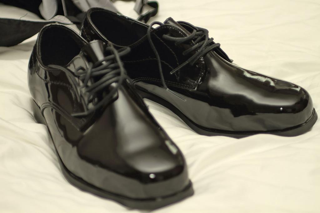 Hur många par skor behöver man?